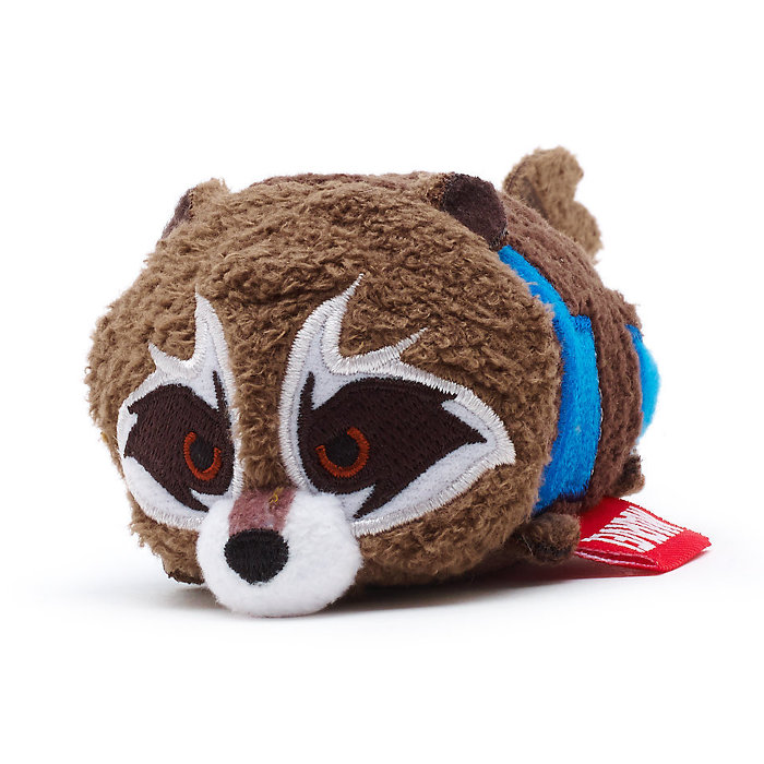 mini peluche tsum tsum rocket raccoon